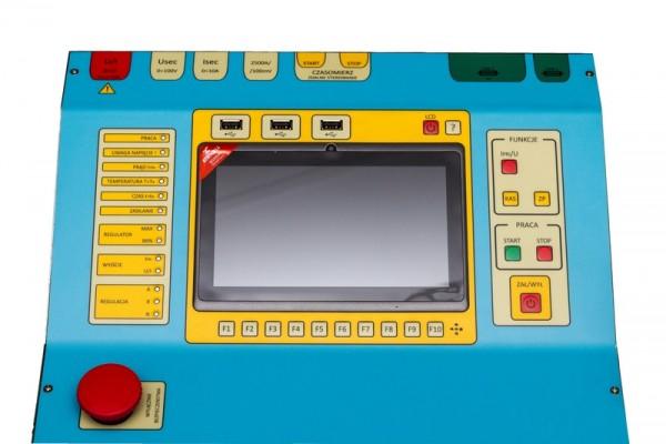 WP-4000-panel-przedni