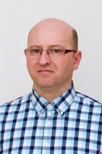 mgr inż. Tomasz Błaszczyk
